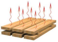 Способы сушки древесины