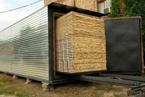 Технологии сушки древесины