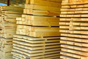 Сушка древесины: технология