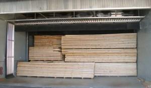 Сушка древесины по технологии