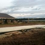 фундамент, сушка, древесины